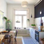 Schne Ideen Fr Wandfarbe In Der Kche Moderne Landhausküche Küche Jalousieschrank Arbeitsplatte Boden Für Badezimmer Glasbilder Modulküche Aluminium Wohnzimmer Wandfarben Für Küche