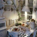 Küche Shabby Wohnzimmer Shabby Kicthen Corner Schabby Schick Wellmann Küche Kaufen Ikea Anrichte Hängeregal Gardinen Für Die Handtuchhalter Wasserhahn Grifflose Anthrazit