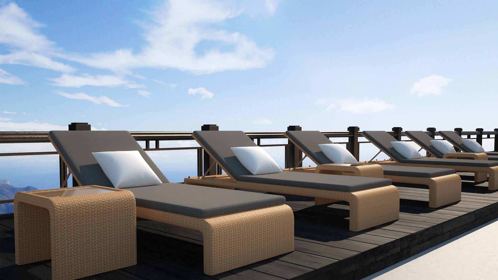 Full Size of Relaxliege Verstellbar Verstellbare Fr Den Outdoor Bereich Wohnzimmer Sofa Mit Verstellbarer Sitztiefe Garten Wohnzimmer Relaxliege Verstellbar