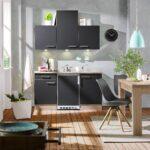Küche Anthrazit Eiche Kchenblock Milano Online Kaufen Mmax Rosa Einbauküche Mit Elektrogeräten Miniküche Finanzieren Beistellregal Unterschrank Alno Wohnzimmer Küche Anthrazit Eiche