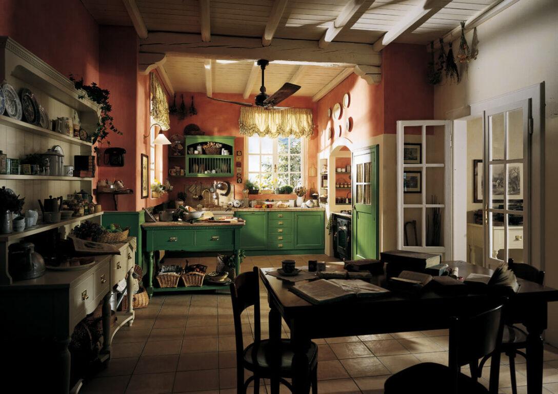 Large Size of Landhausküche Weiß Gebraucht Regal Grün Weisse Grau Küche Mintgrün Grünes Sofa Moderne Wohnzimmer Landhausküche Grün