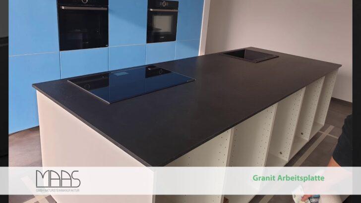 Medium Size of Granit Arbeitsplatte Stuttgart Nero Assoluto Zimbabwe Youtube Arbeitsplatten Küche Granitplatten Sideboard Mit Wohnzimmer Granit Arbeitsplatte