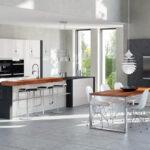 Sockellose Kchen In Ihrem Kchenstudio Janthur Freistehende Küche Wohnzimmer Kücheninsel Freistehend