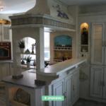 Gemauerte Küche Villa Medici Kchen 2019 Test Was Kostet Eine Fliesenspiegel Lampen Einbau Mülleimer Winkel Schreinerküche Spülbecken Möbelgriffe Modul Wohnzimmer Gemauerte Küche