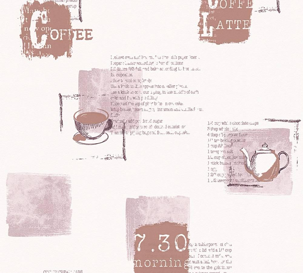 Full Size of Tapete Küche Kaffee Kche Coffee Rezepte Wei Braun As Creation 32733 2 Landhausküche Kaufen Günstig Holzbrett Wandfliesen Planen Kostenlos Kräutergarten Wohnzimmer Tapete Küche Kaffee
