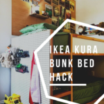 Kura Hack Wohnzimmer Kura Hack Ikea Slide Bunk Bed Storage House Montessori