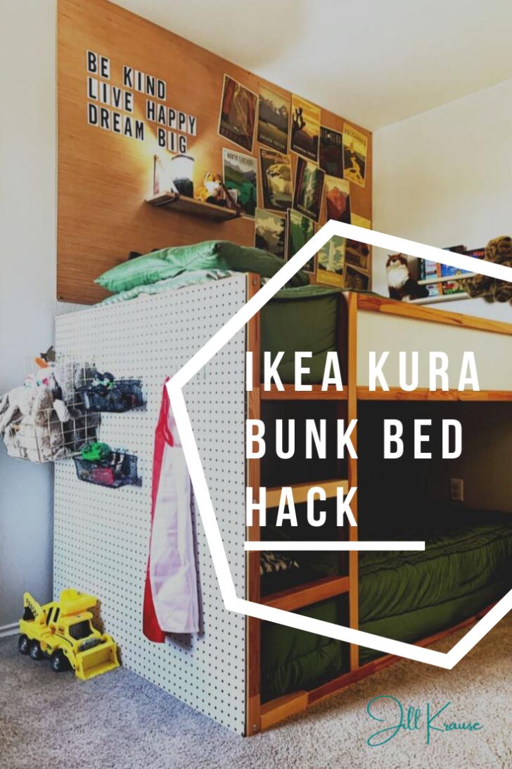 Medium Size of Kura Hack Ikea Slide Bunk Bed Storage House Montessori Wohnzimmer Kura Hack