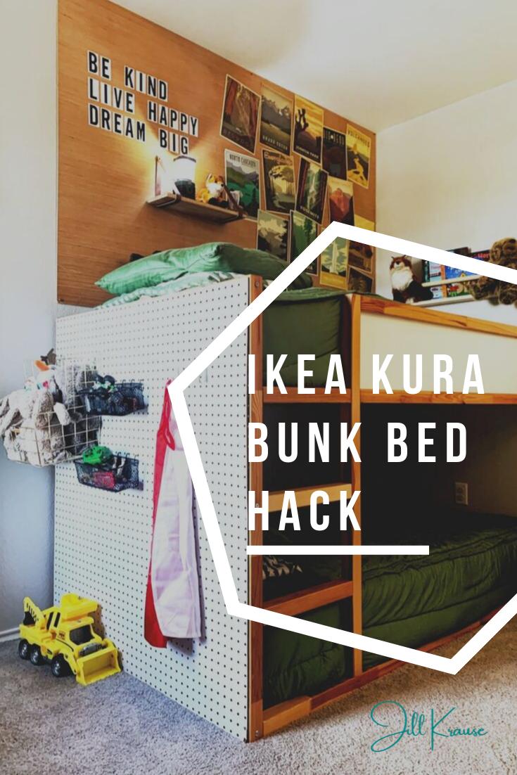 Full Size of Kura Hack Ikea Slide Bunk Bed Storage House Montessori Wohnzimmer Kura Hack