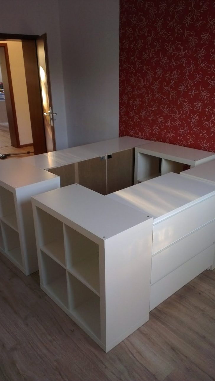 Full Size of Podestbett Ikea Podest Bett Selber Bauen Anleitung Betten Mit Küche Kosten Miniküche Sofa Schlaffunktion 160x200 Modulküche Bei Kaufen Wohnzimmer Podestbett Ikea