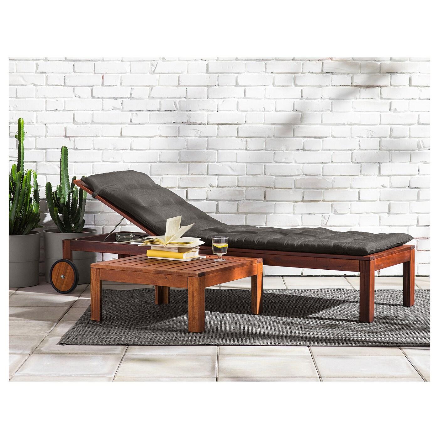 Full Size of Liegestuhl Klappbar Ikea Holz Pplar Sonnenliege Braun Las Deutschland Betten 160x200 Sofa Mit Schlaffunktion Miniküche Bett Ausklappbar Modulküche Garten Bei Wohnzimmer Liegestuhl Klappbar Ikea
