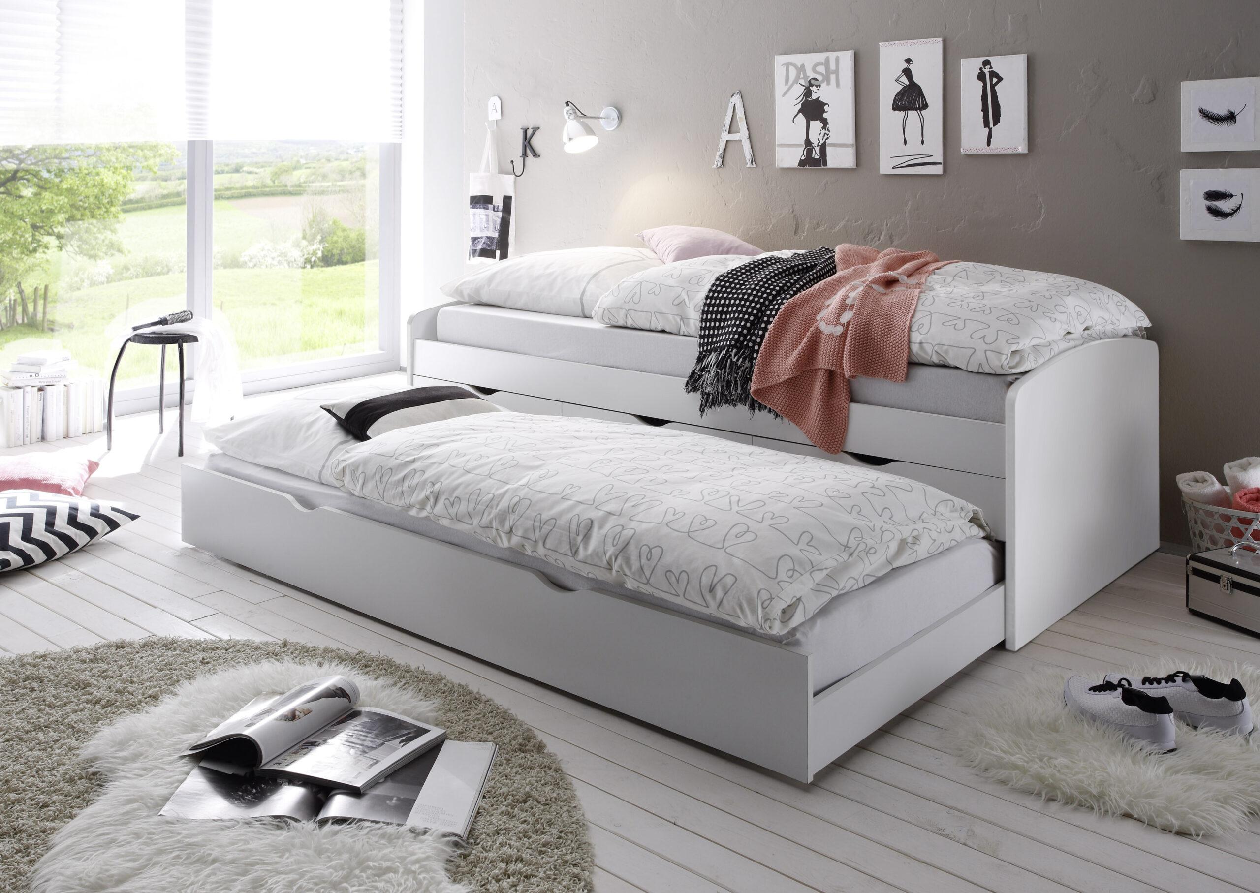 Full Size of Bett Mit Ausziehbett Ikea 140x200 Einzelbett Schubladenbett Sofa Relaxfunktion Elektrisch 90x200 Lattenrost Luxus Betten Stauraum 140 X 200 Bei Und Matratze Wohnzimmer Bett Mit Ausziehbett Ikea