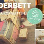 Kinderbett Diy Ikea Anleitung Ideen Obi Hausbett Haus Wohnzimmer Kinderbett Diy