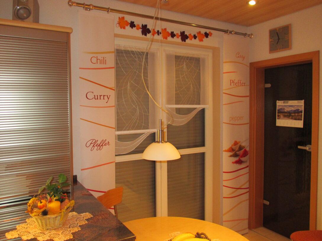 Large Size of Beitrge Zum Thema Kchenvorhang Der Vorhang Gardinen Wohnzimmer Küchenvorhang