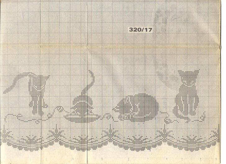 Medium Size of Küchegardinen Häkeln Anleitung Filethkeln Muster Vorlagen Stricken Wohnzimmer Küchegardinen Häkeln Anleitung