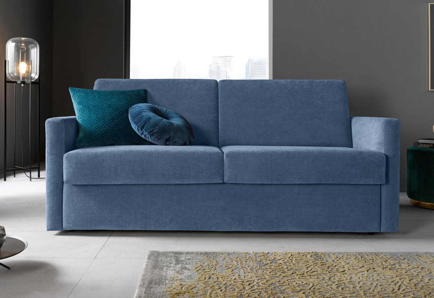Full Size of Places Of Style Schlafsofas Online Kaufen Mbel Suchmaschine Bett Ausklappbar Ausklappbares Wohnzimmer Couch Ausklappbar