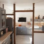 Küchen Holz Modern Wohnzimmer Küchen Holz Modern Loungemöbel Garten Massivholz Bett Esstisch Holzplatte Esstische Deckenleuchte Schlafzimmer Fliesen Holzoptik Bad Spielhaus Holzküche