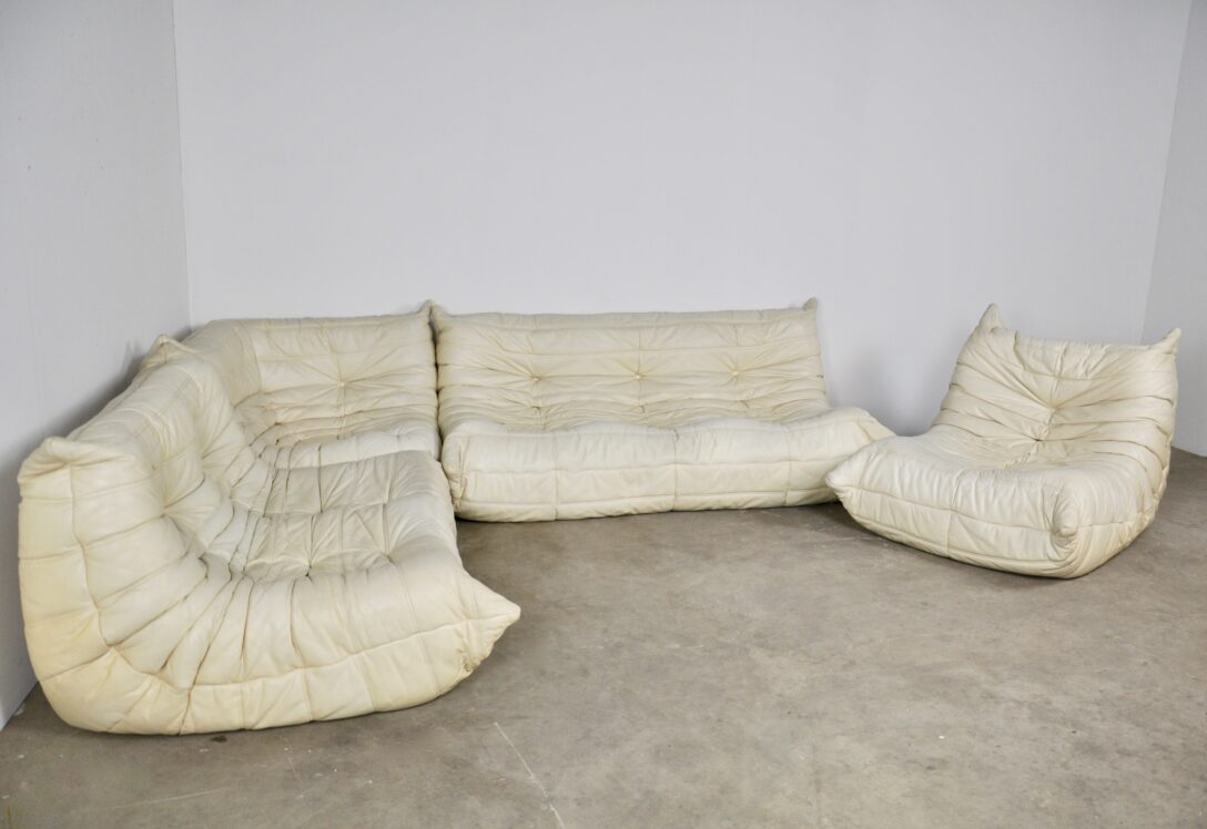 Large Size of Leather Togo Sofa Set By Michel Ducaroy For Ligne Roset Wohnzimmer Ligne Roset Togo