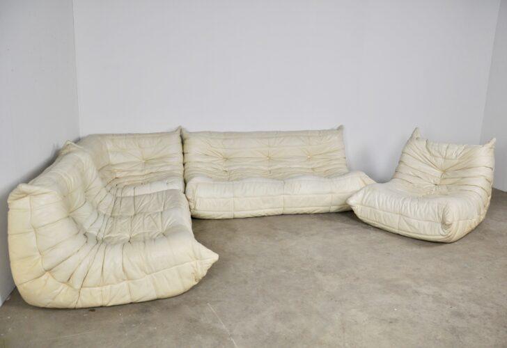 Medium Size of Leather Togo Sofa Set By Michel Ducaroy For Ligne Roset Wohnzimmer Ligne Roset Togo