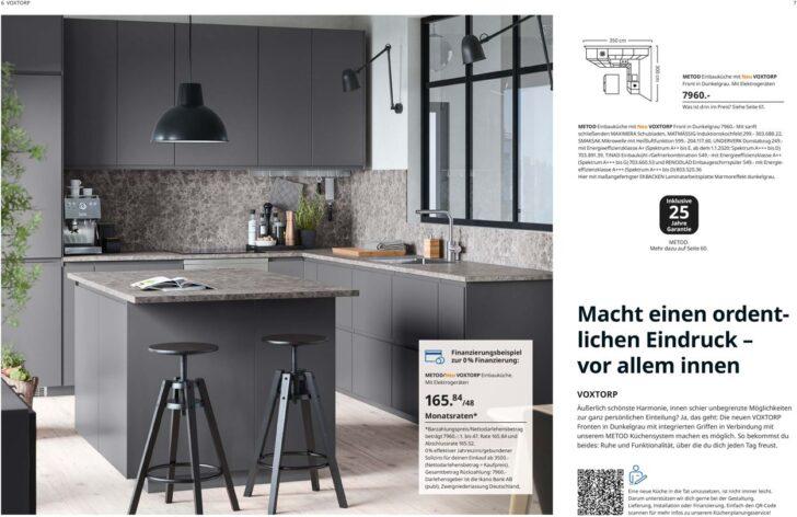 Medium Size of Ikea Aktueller Prospekt 2608 31012020 4 Jedewoche Rabattede Küche Hängeschrank Höhe Lüftungsgitter Sitzbank Vorhänge Armaturen Polsterbank Wohnzimmer Voxtorp Küche