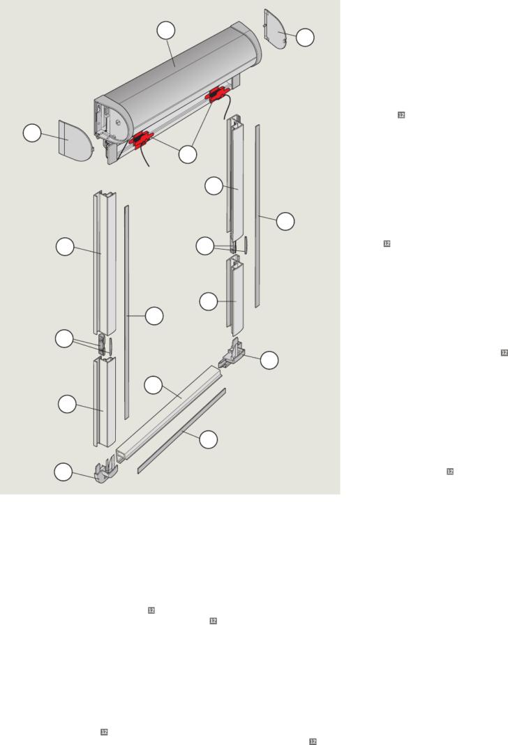 Medium Size of Velux Schnurhalter Unten Mit Konsolen Ersatzteile Jalousie Rollo Rollo Schnurhalter Typ Ves Dachfenster Bedienungsanleitung Veluzil Seite 12 Von 16 Dnisch Wohnzimmer Velux Schnurhalter