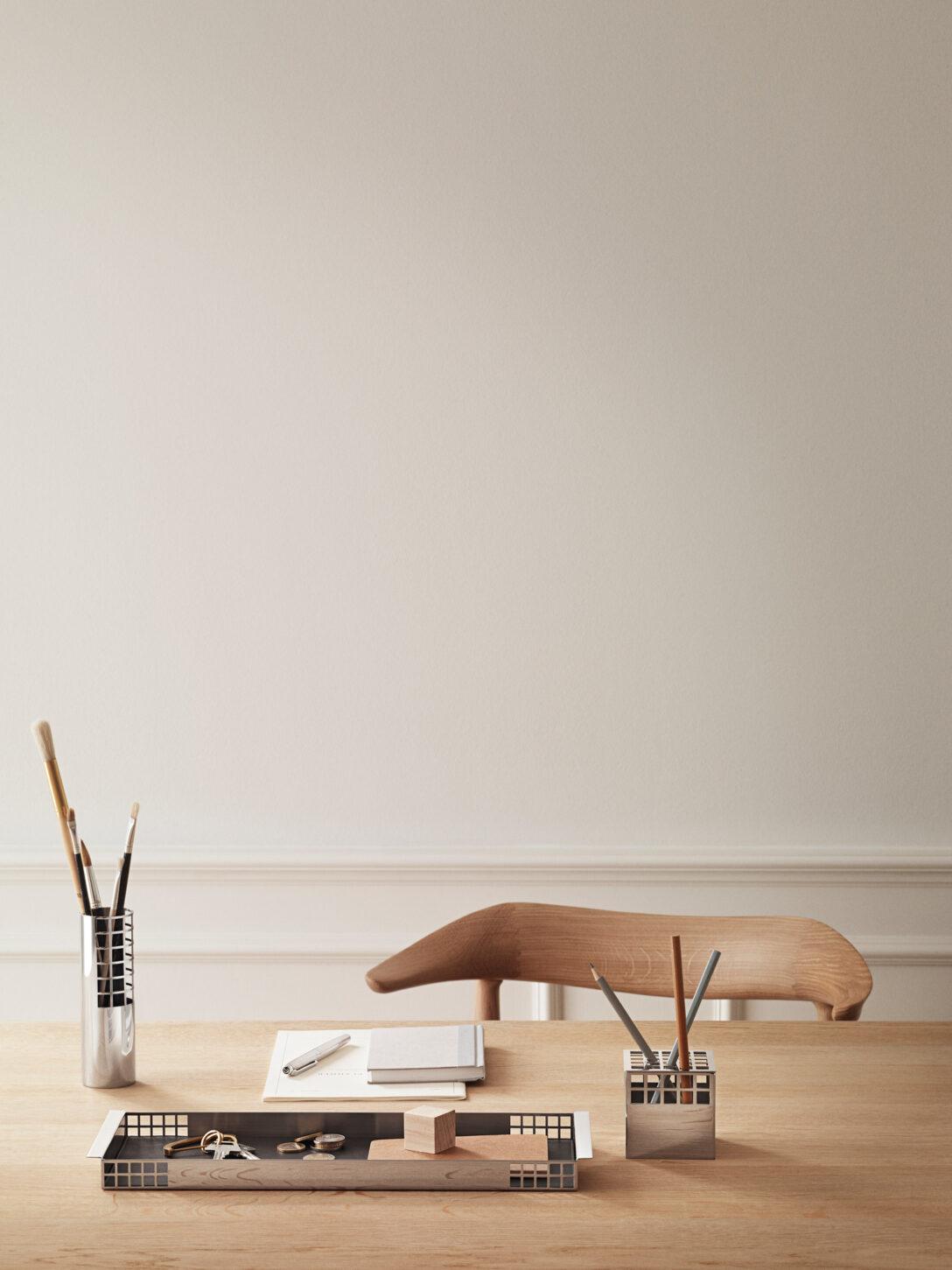 Large Size of Matritray Tablett Edelstahl Und Leder Georg Jensen Einrichten 200x200 Bett Einbauküche Kaufen Mit Schubladen Weiß Ausklappbares Betten Für übergewichtige Wohnzimmer Jensen Bett Kaufen