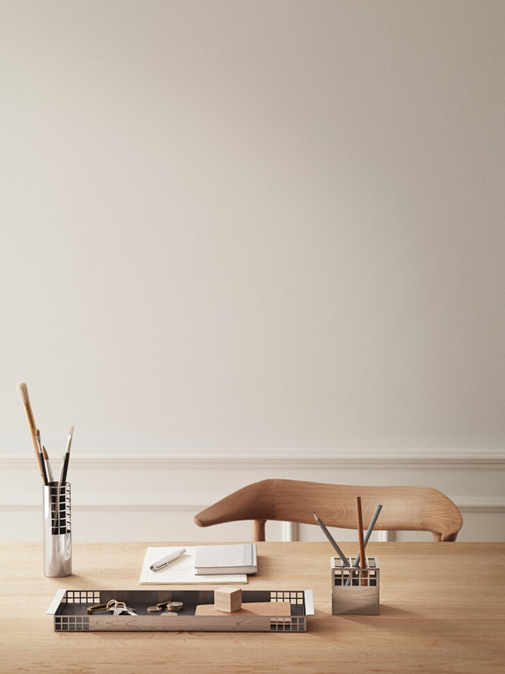 Medium Size of Matritray Tablett Edelstahl Und Leder Georg Jensen Einrichten 200x200 Bett Einbauküche Kaufen Mit Schubladen Weiß Ausklappbares Betten Für übergewichtige Wohnzimmer Jensen Bett Kaufen