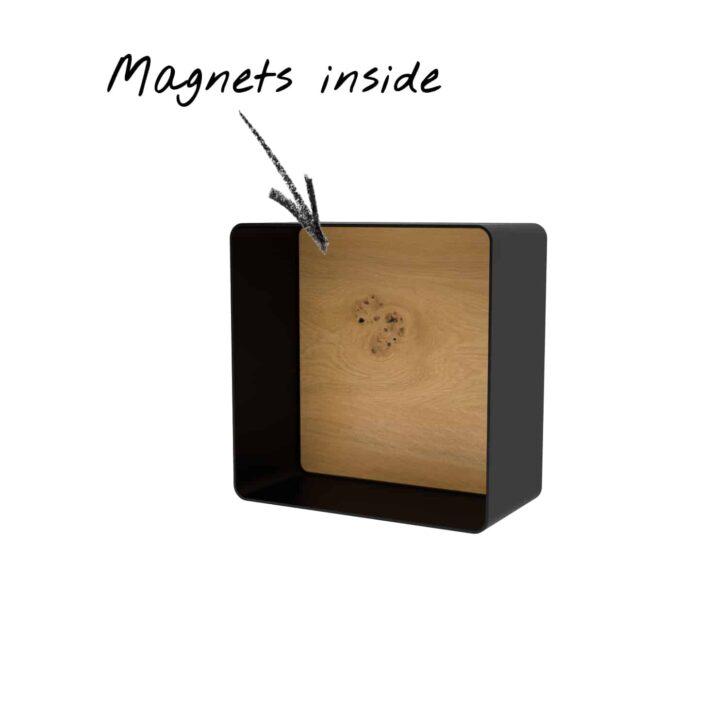 Medium Size of Wandregal Magic 7 Holz Sitzbank Küche Mit Lehne Wanduhr Blende Zusammenstellen Planen Kostenlos Kaufen Ikea Anthrazit Hängeschrank Müllschrank L Form Was Wohnzimmer Wandregal Metall Schwarz Küche