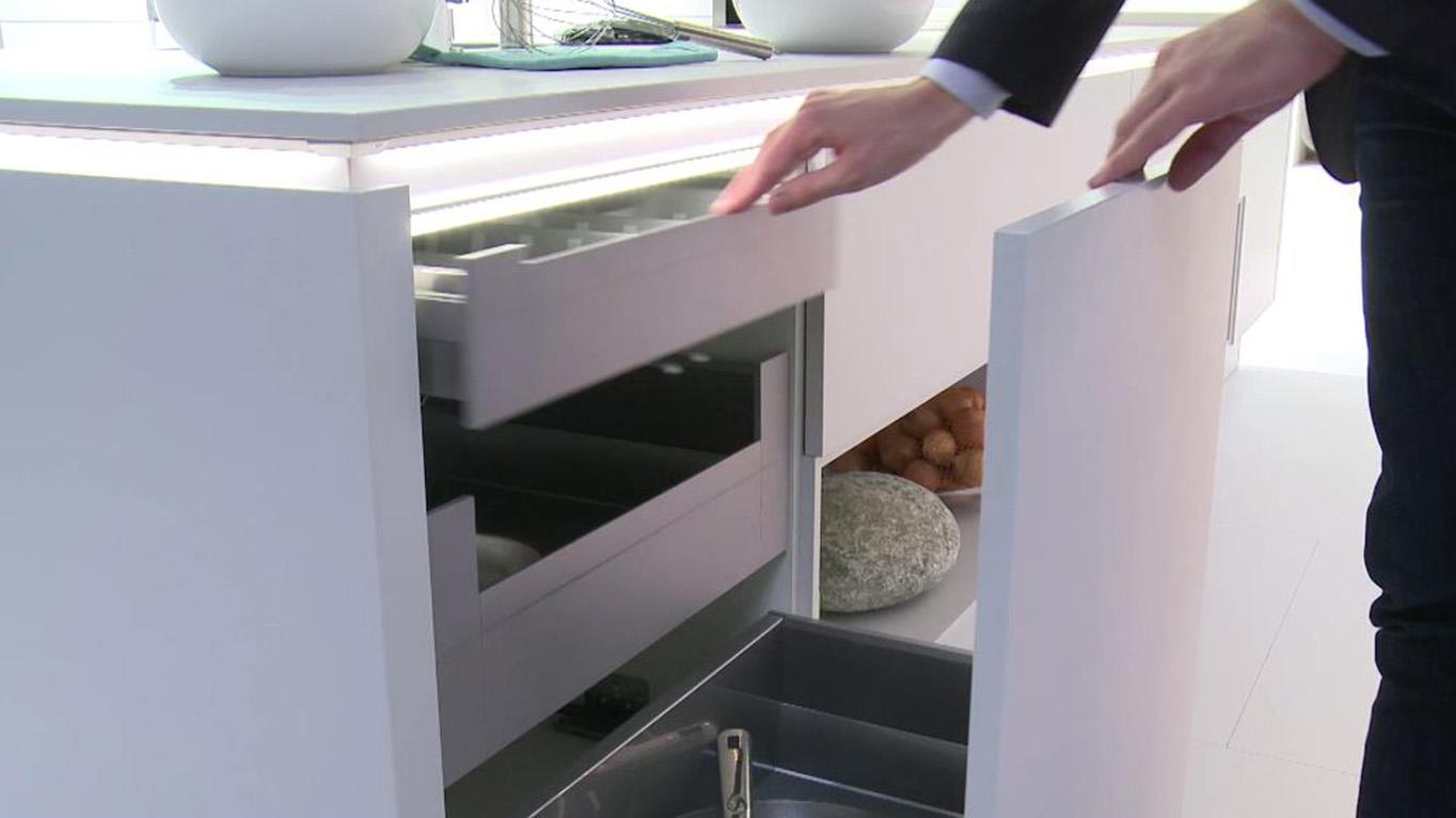 Full Size of Nobilia Besteckeinsatz Unser Stauraumwunder Kchen Einbauküche Küche Wohnzimmer Nobilia Besteckeinsatz