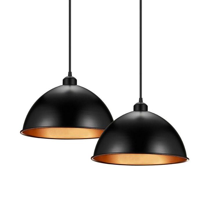 Medium Size of 2pendelleuchte Schwarz Gold Design Hnge Leuchte Decken Lampe Küche Mit Geräten Aufbewahrung Inselküche Betonoptik Jalousieschrank Aufbewahrungssystem Wohnzimmer Lampen Für Küche