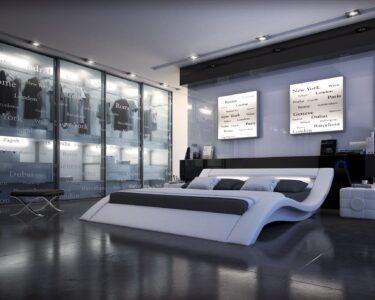 Innocent Bett Wohnzimmer Innocent Bett Polsterbett Designerbett Luxusbett Design Doppelbett Flach Kopfteil Ausgefallene Betten überlänge 190x90 Mit Aufbewahrung Podest Schwebendes