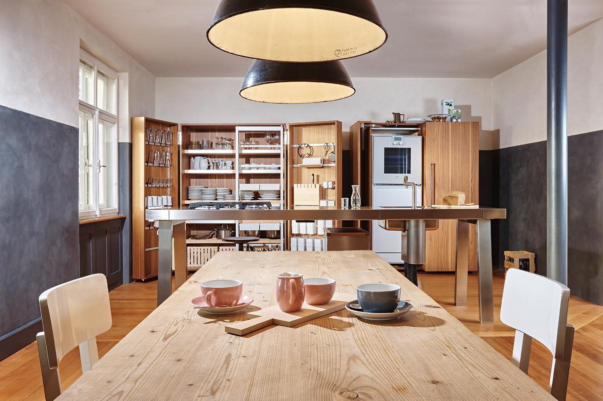 Full Size of Bulthaup Musterküche Hochwertige Kchen Von Wohnzimmer Bulthaup Musterküche