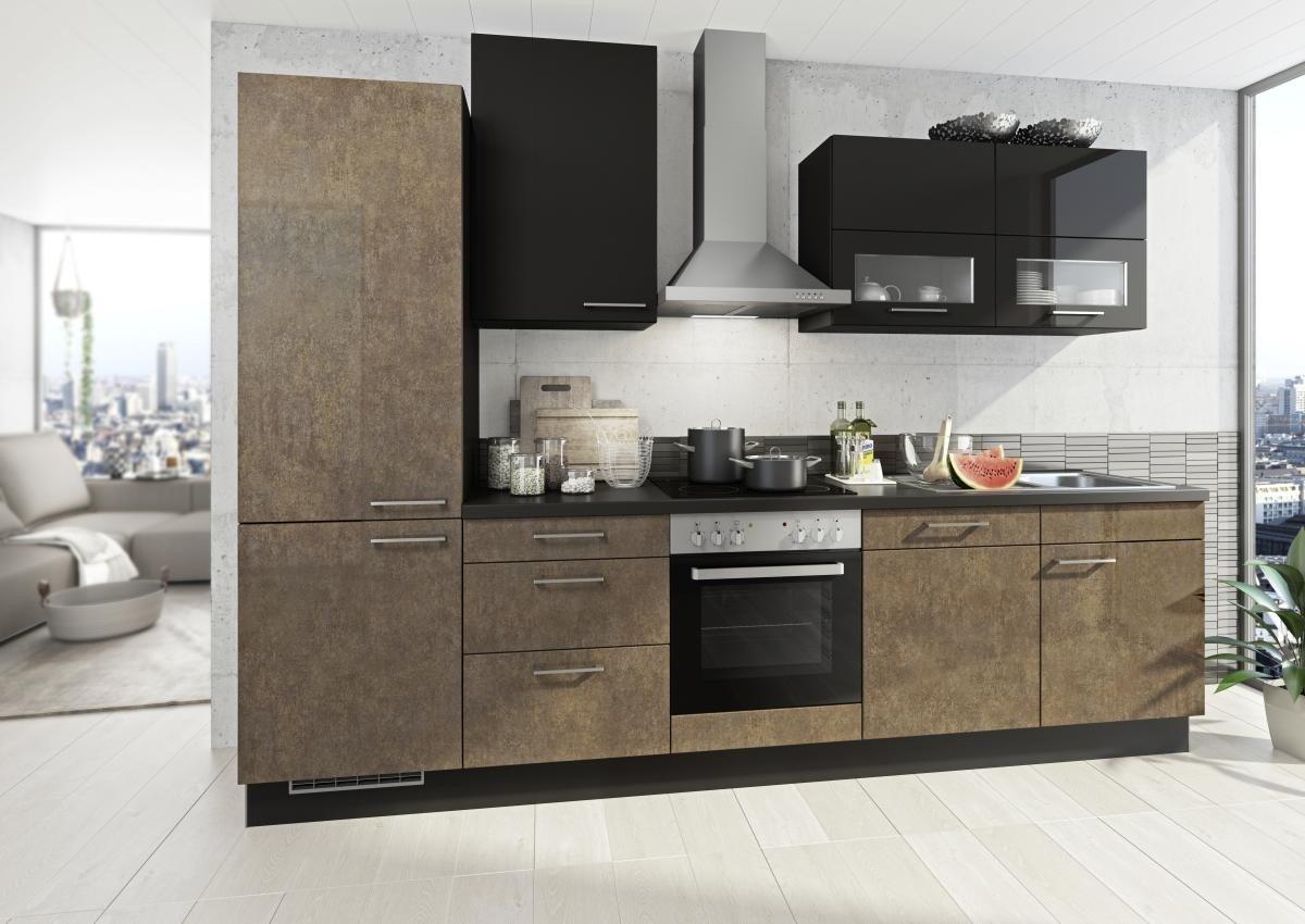 Full Size of Küchenzeile Poco Kchen 2019 Test Big Sofa Bett Schlafzimmer Komplett Betten Küche 140x200 Wohnzimmer Küchenzeile Poco