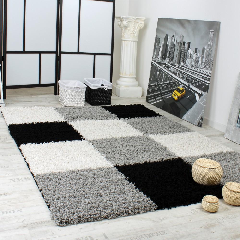 Full Size of Teppich Schwarz Weiß Hochglanz Regal Bad Hängeschrank Wohnzimmer Schlafzimmer Weiße Regale Bett 90x200 Mit Schubladen 200x200 Set 120x200 Badezimmer Wohnzimmer Teppich Schwarz Weiß