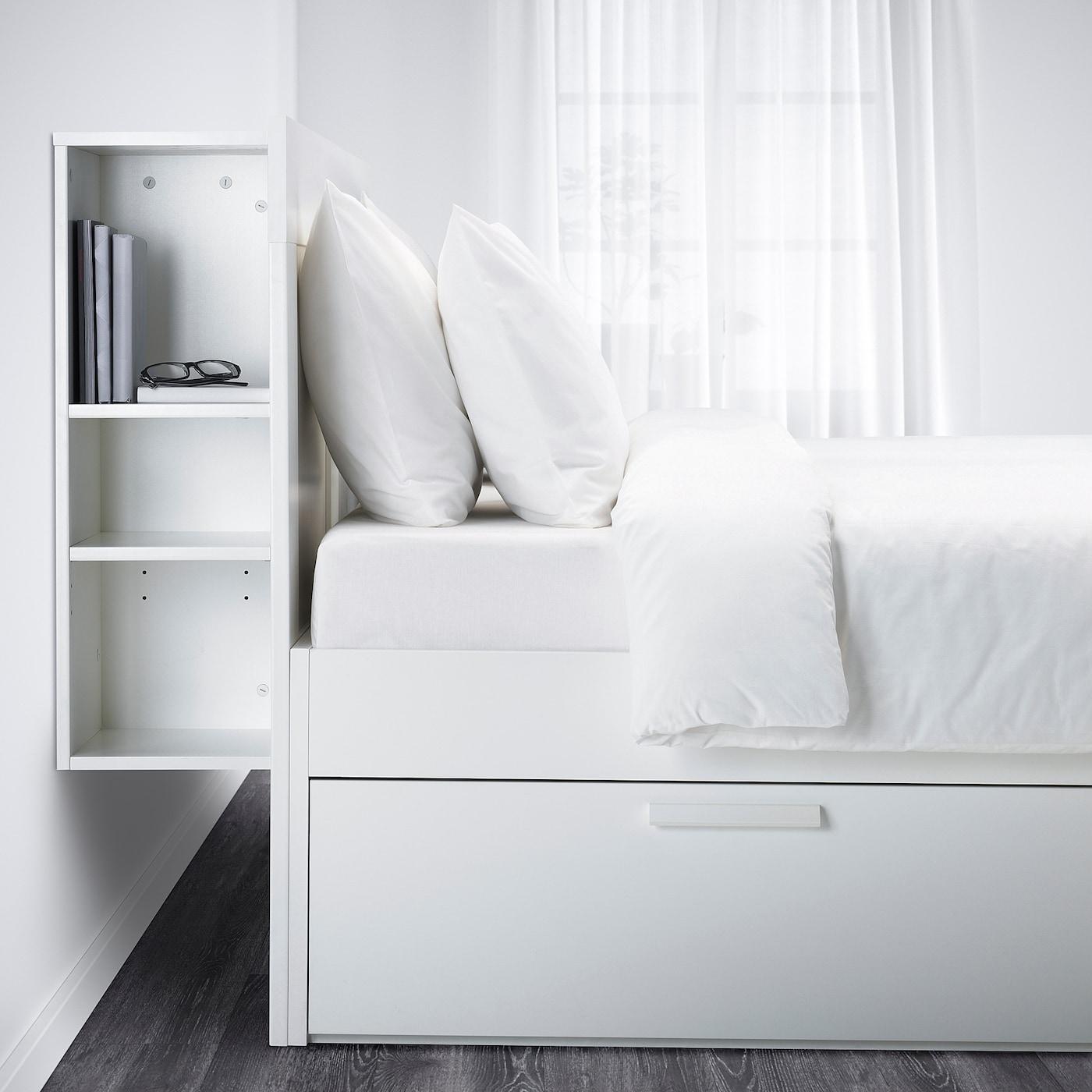 Full Size of Ikea Bett 140x200 Grau Hemnes 120x200 Weiß Platzsparend 90x200 Mit Lattenrost Beleuchtung Pinolino Kaufen Günstig Team 7 Betten Rutsche Kopfteil Selber Wohnzimmer Ikea Bett 140x200 Grau