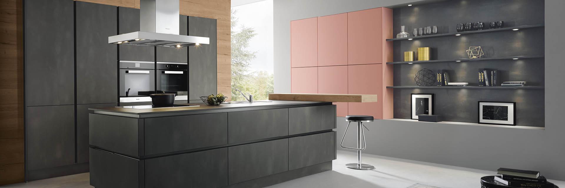 Full Size of Freistehende Küchen Wenn Kche Zum Kunstobjekt Wird Offene Regal Küche Wohnzimmer Freistehende Küchen