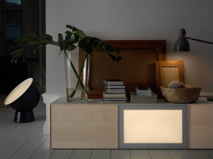 Medium Size of Ikea Home Smart Miniküche Led Deckenleuchte Wohnzimmer Einbaustrahler Bad Spiegel Sofa Leder Küche Kosten Panel Kunstleder Spiegelschrank Einbauleuchten Mit Wohnzimmer Ikea Led Panel