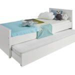 Bett 90x200 Mit Lattenrost Und Matratze Schubladen Weiß Betten Bettkasten Weißes Kiefer Wohnzimmer Jugendbett 90x200