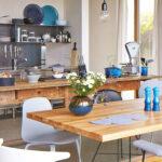 Küche Offenes Regal Cosy Kitchen So Wirds In Der Kche Gemtlich Moebelde Miele Werkstatt Aus Weinkisten Rot Ikea Miniküche Barhocker Wein Fliesenspiegel Wohnzimmer Küche Offenes Regal