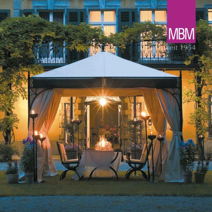 Medium Size of Pavillon Eisen Mit Dach Romeo Aus Metall Mbm Garten Wohnzimmer Pavillon Eisen