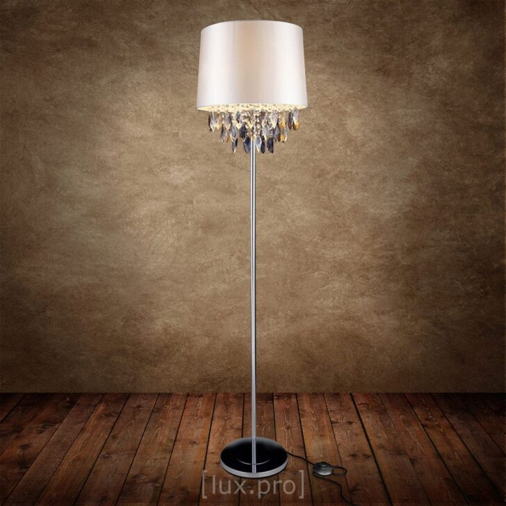 Medium Size of Kristall Stehlampe Lampe Mit Kristallen Schn Wohnzimmer Stehlampen Schlafzimmer Wohnzimmer Kristall Stehlampe