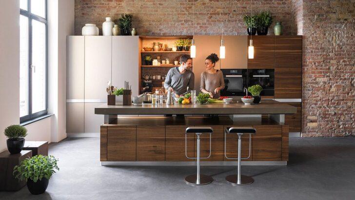 Medium Size of Hängeregal Kücheninsel K7 Hhenverstellbare Kochinsel Team 7 Team7de Küche Wohnzimmer Hängeregal Kücheninsel