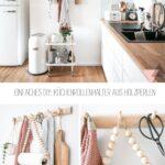 Küche Handtuchhalter Praktische Kchenhelfer Diy Ideen Fr Kchenrollenhalter Kaufen Mit Elektrogeräten Holzküche Ohne Elektrogeräte Günstig Landhaus Kinder Wohnzimmer Küche Handtuchhalter