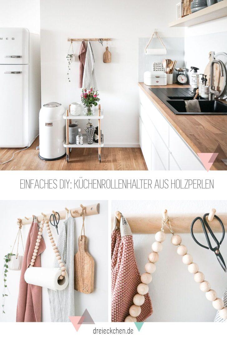 Medium Size of Küche Handtuchhalter Praktische Kchenhelfer Diy Ideen Fr Kchenrollenhalter Kaufen Mit Elektrogeräten Holzküche Ohne Elektrogeräte Günstig Landhaus Kinder Wohnzimmer Küche Handtuchhalter