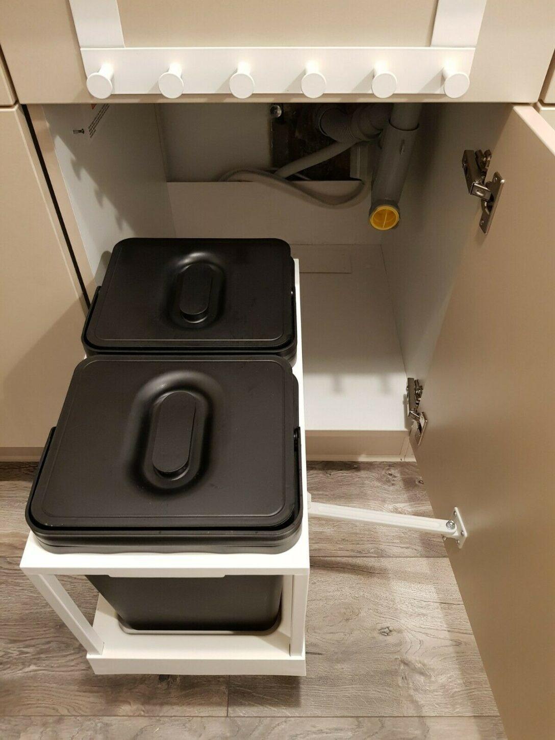 Large Size of Einbau Mülleimer Küche Betten Bei Ikea 160x200 Kosten Kaufen Modulküche Miniküche Sofa Mit Schlaffunktion Doppel Wohnzimmer Auszug Mülleimer Ikea