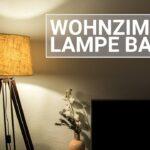 Wohnzimmer Leuchte Selber Bauen Lampe Machen Beleuchtung Led Selbst Holz Diy Youtube Deckenlampe Bogenlampe Esstisch Einbauküche Deckenlampen Regale Wohnzimmer Wohnzimmer Lampe Selber Bauen