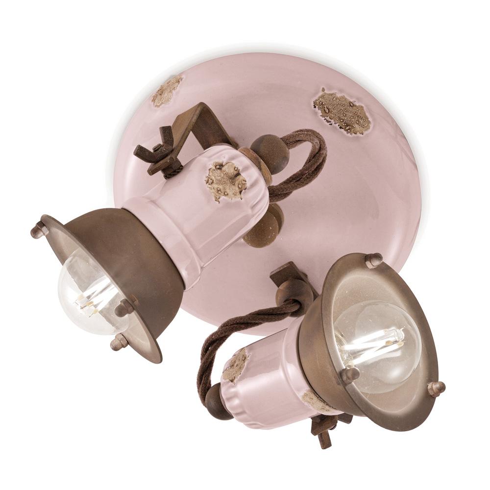 Full Size of Deckenlampe Industrial 2 Strahler Im Design Angie Ferroluce Bad Deckenlampen Wohnzimmer Küche Für Schlafzimmer Esstisch Modern Wohnzimmer Deckenlampe Industrial
