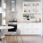 Ikea Landhaus Kchenzeile Wohndesign Vinylboden Gnstig Obi Tapeten Für Die Küche Hochglanz Miniküche Wandregal Lüftungsgitter Kaufen Günstig Vorhänge Alno Wohnzimmer Ikea Küche Faktum Landhaus