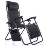 Rocking Chair Sofa Mit Verstellbarer Sitztiefe Relaxliege Garten Wohnzimmer Wohnzimmer Relaxliege Verstellbar