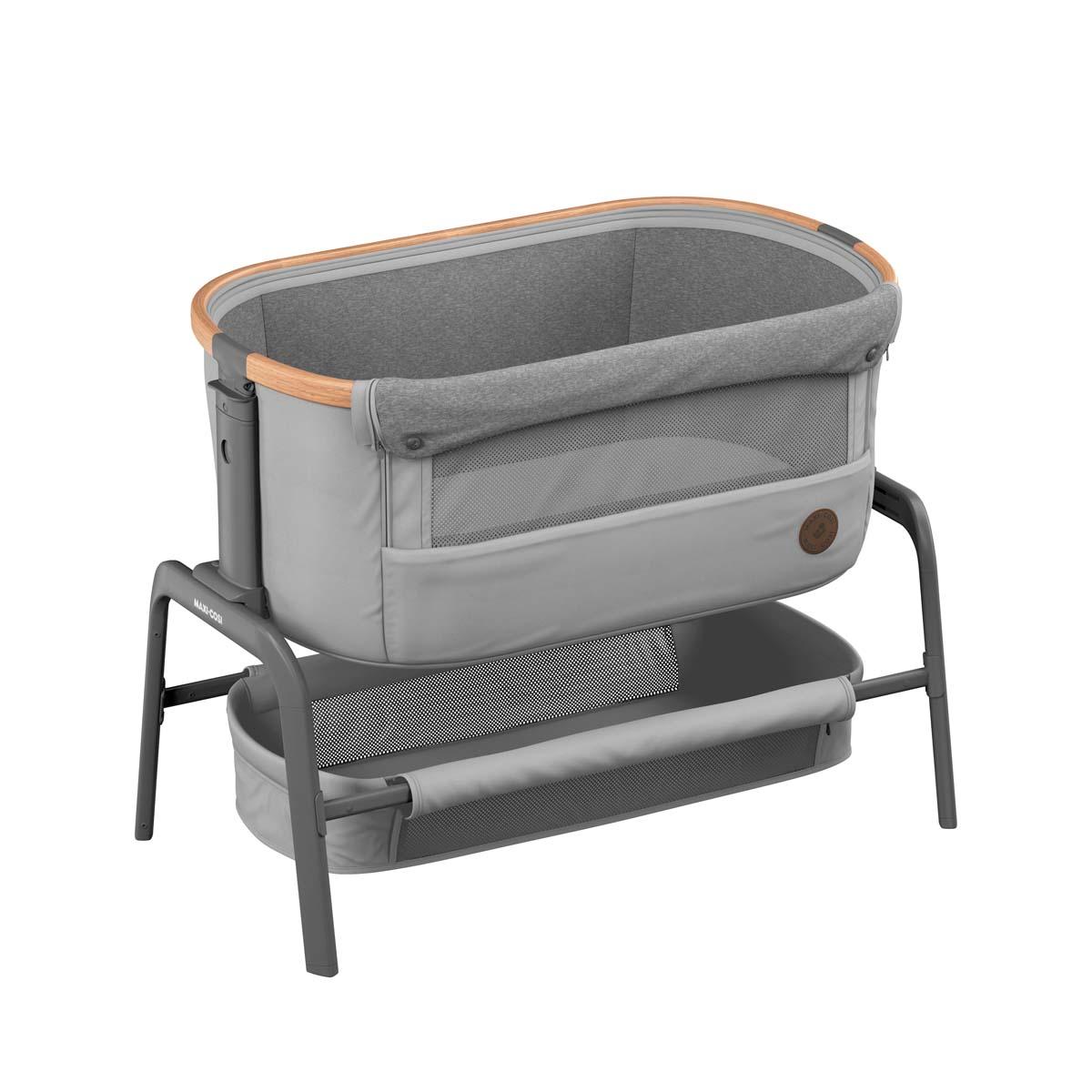 Full Size of Maxi Cosi Babybett Beistellbett Iora 2020 Essential Grey Online Schwarzes Bett 180x200 Schwarz Weiß Schwarze Küche Wohnzimmer Babybett Schwarz