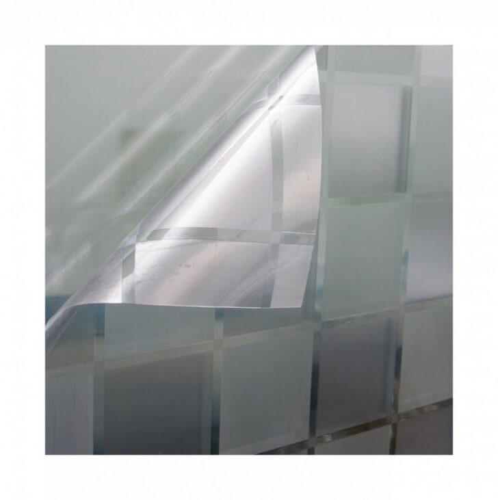 Medium Size of Fensterfolie Blickdicht Sichtschutzfolie Tile Wohnzimmer Fensterfolie Blickdicht